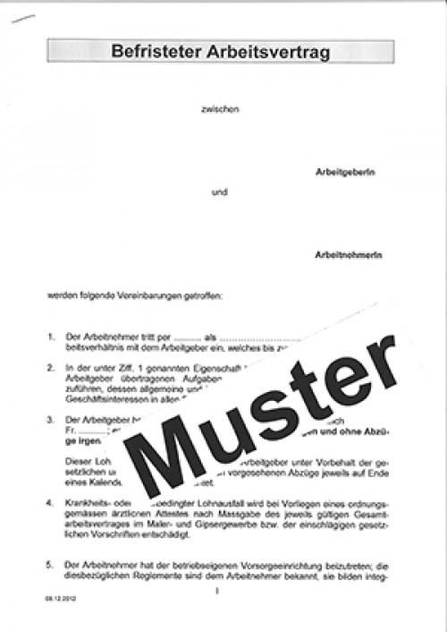 Befristeter Arbeitsvertrag Wird Als Word Dokument Per E Mail